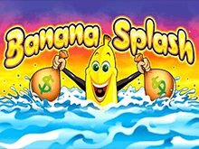 Онлайн автомат Banana Splash в клубе Вулкан