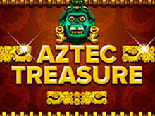 Автомат Aztec Treasure бесплатно