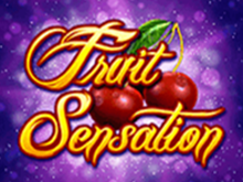 Бесплатно в демо автомат Fruit Sensation