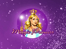 Играть онлайн в автомат Magic Princess